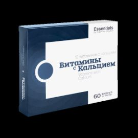 Витамины с кальцием - ESSENTIALS by Siberian Health