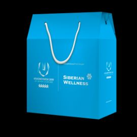 Universiade Siberian Wellness Sport Box - Siberian Super Natural Sport